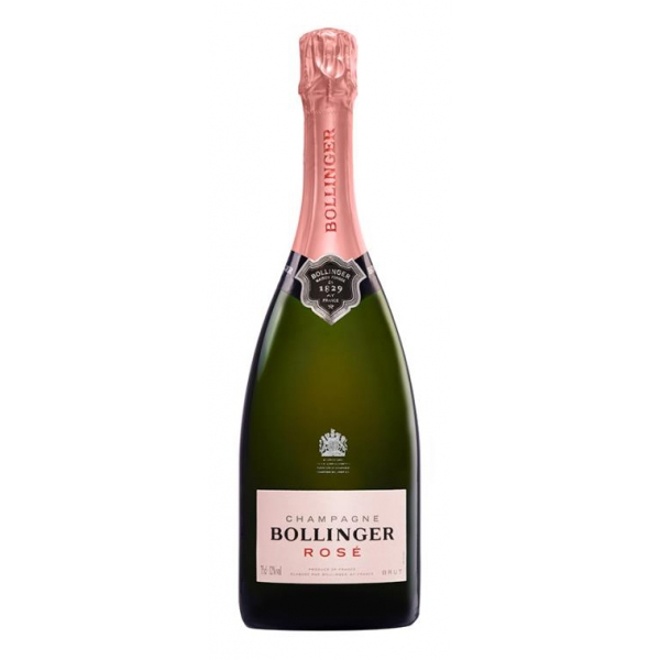 Bollinger Champagne - Bollinger Rosè Champagne - Pinot Noir - Luxury Limited Edition - 750 ml