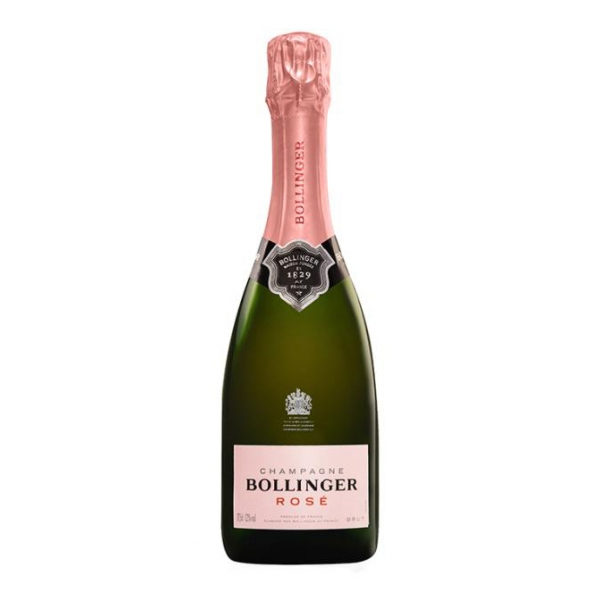 Bollinger Champagne - Bollinger Rosè Champagne - Pinot Noir - Luxury Limited Edition - 375 ml