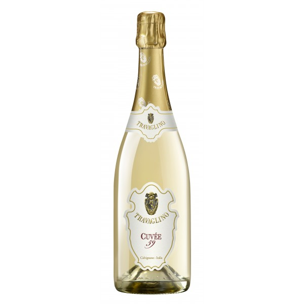 Tenuta Travaglino - Cuvèe 59 - Pinot Noir and Chardonnay Classic Method Brut D.O.C.G.
