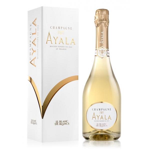 Champagne Ayala - Blanc de Blancs Ayala - 2013 - Box - Chardonnay - Luxury Limited Edition - 750 ml
