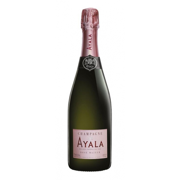 Champagne Ayala - Brut Rosé Ayala - Pinot Noir - Luxury Limited Edition - 750 ml