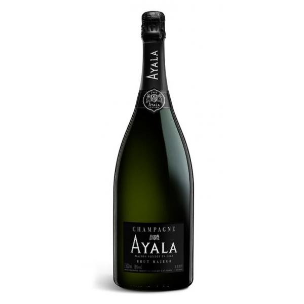 Champagne Ayala - Brut Majeur Ayala - Magnum - Pinot Noir - Luxury Limited Edition - 1,5 l