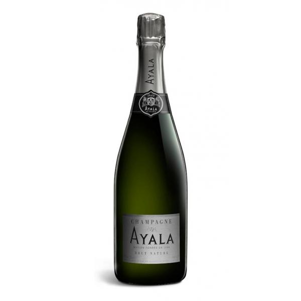 Champagne Ayala - Brut Nature Ayala Silver Edition - Pinot Noir - Luxury Limited Edition - 750 ml