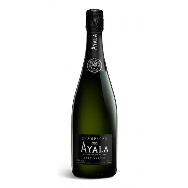 Champagne Ayala - Brut Majeur Ayala - Pinot Noir - Luxury Limited Edition - 750 ml