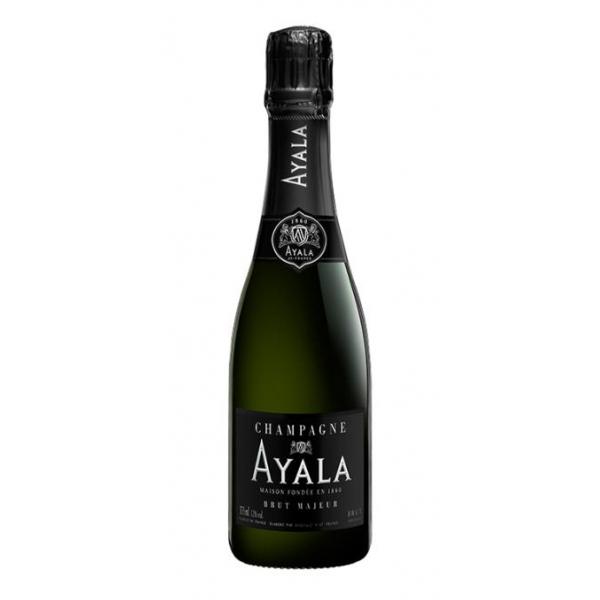 Champagne Ayala - Brut Majeur Ayala - Pinot Noir - Luxury Limited Edition - 375 ml