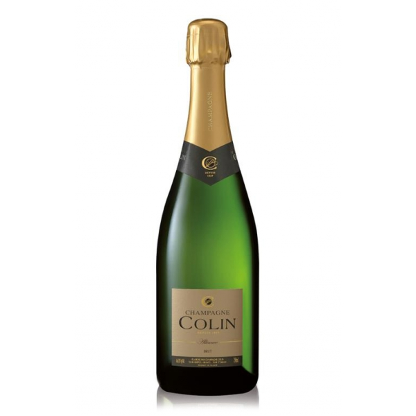 Champagne Colin - Alliance Colin Champagne - Magnum - Pinot Meunier - Luxury Limited Edition - 1,5 l