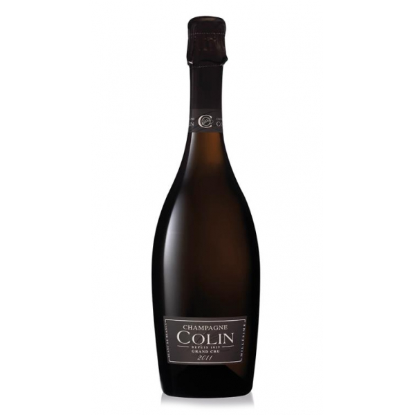Champagne Colin - Champagne Grand Cru Millésime - 2011 - Chardonnay - Luxury Limited Edition - 750 ml