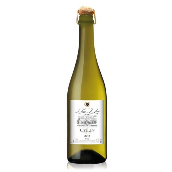 Champagne Colin - Clos La Fosse Le Loup - 2016 - Vino Bianco - Chardonnay - Luxury Limited Edition - 750 ml