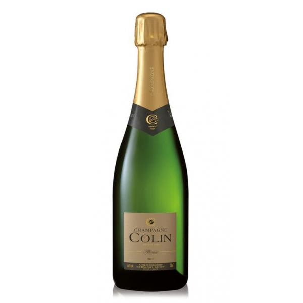 Champagne Colin - Alliance Colin Champagne - Pinot Meunier - Luxury Limited Edition - 750 ml