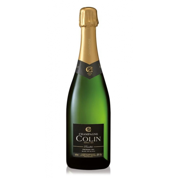 Champagne Colin - Champagne Paralléle Premier Cru - Chardonnay - Luxury Limited Edition - 750 ml