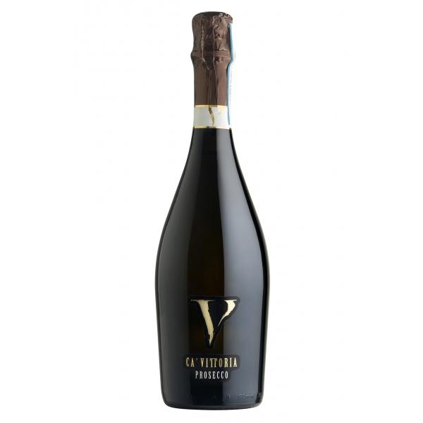 Ca 'Vittoria - Soliz - Treviso Prosecco D.O.C. Extra Dry - Prosecco and Sparkling Wines