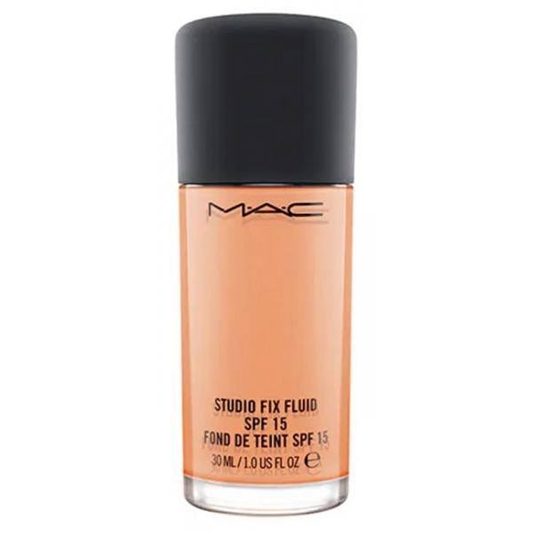 MAC Cosmetics - Studio Fix Fluid SPF 15 - Fondotinta - Luxury