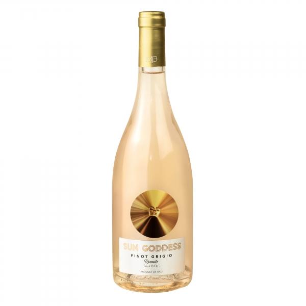 Sun Goddess - Fantinel - Pinot Grigio Coppery Rosè - Friuli D.O.C. - Rosè Wine - Official Mary J. Blige JBM Wine