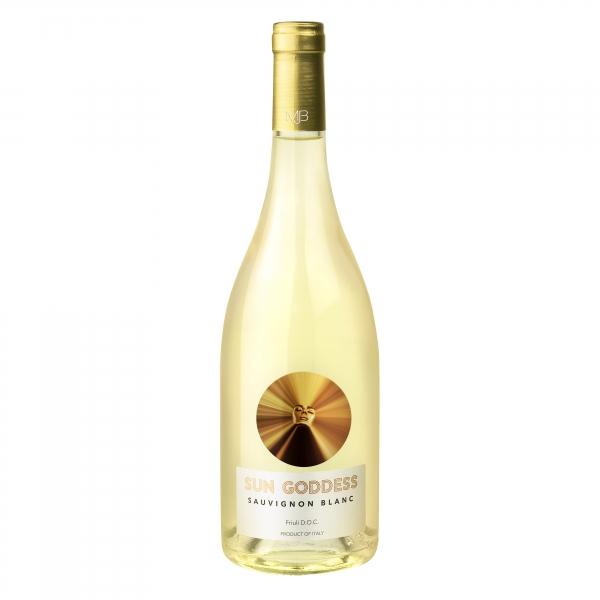 Sun Goddess - Fantinel - Sauvignon Blanc - Friuli D.O.C. - Vino Bianco - Official Mary J. Blige JBM Wine