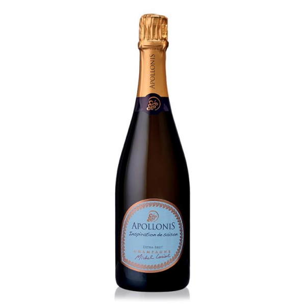 Champagne Apollonis - Inspiration De Saison Champagne - 2010 - Pinot Meunier - Luxury Limited Edition