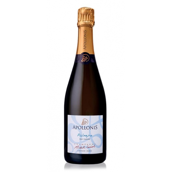 Champagne Apollonis - Palmyre Champagne - Pinot Meunier - Luxury Limited Edition