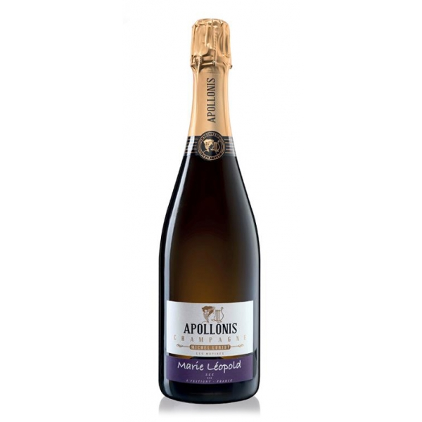 Champagne Apollonis - Marie Léopold Champagne - Pinot Meunier - Luxury Limited Edition