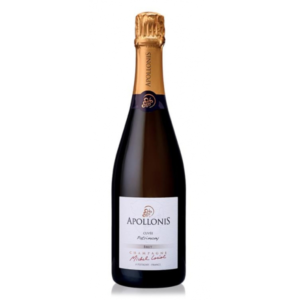 Champagne Apollonis - Patrimony Champagne - Pinot Meunier - Luxury Limited Edition