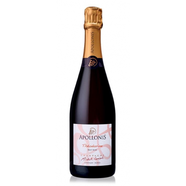 Champagne Apollonis - Théodorine Rosé Champagne - Pinot Meunier - Luxury Limited Edition