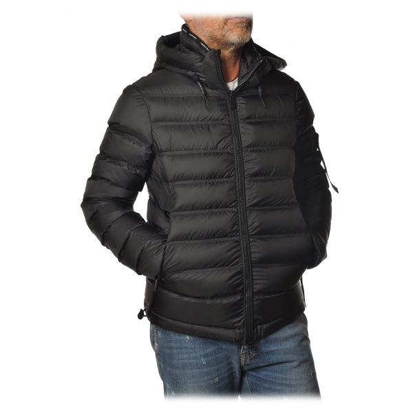 Peuterey - Boggs Jacket Model with Standing Collar - Black - Jacket - Luxury Exclusive Collection