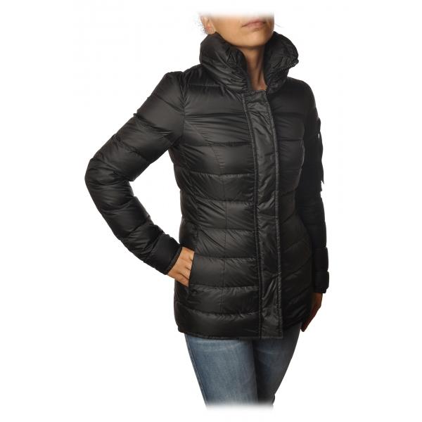 Peuterey - Flagstaff Short Screwed Jacket - Black - Jacket - Luxury Exclusive Collection