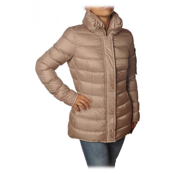 Peuterey - Flagstaff Short Screwed Jacket - Beige - Jacket - Luxury Exclusive Collection
