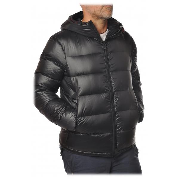 Peuterey - Honova Jacket with Fixed Hood - Black - Jacket - Luxury Exclusive Collection