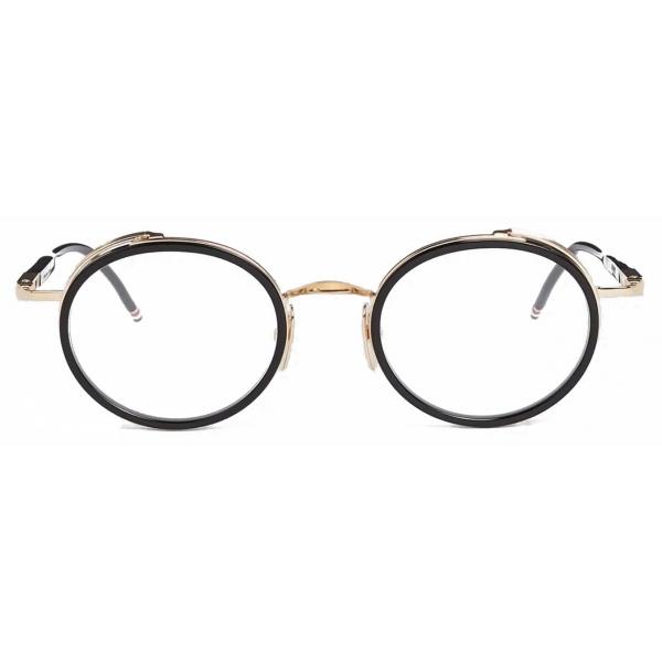 Thom Browne - Occhiali da Vista con Bordo Nero - Thom Browne Eyewear