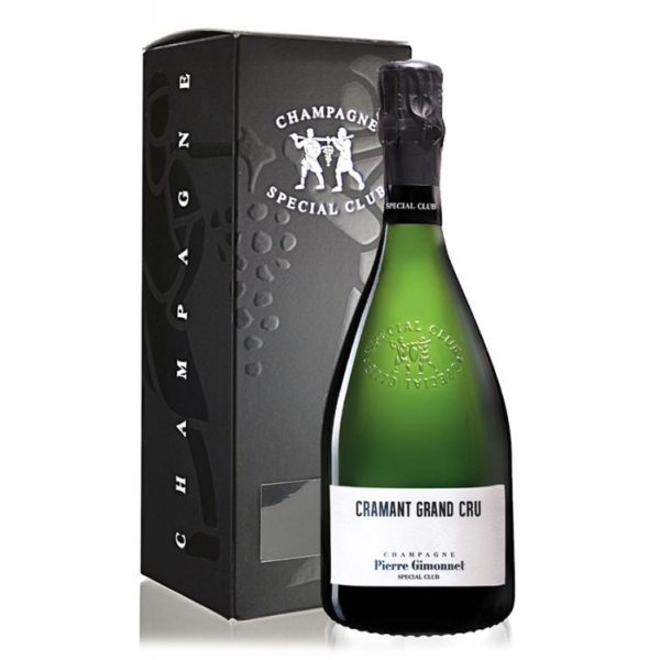 Champagne Pierre Gimonnet - Special Club Cramant Grand Cru - 2014 - Astucciato - Luxury Limited Edition