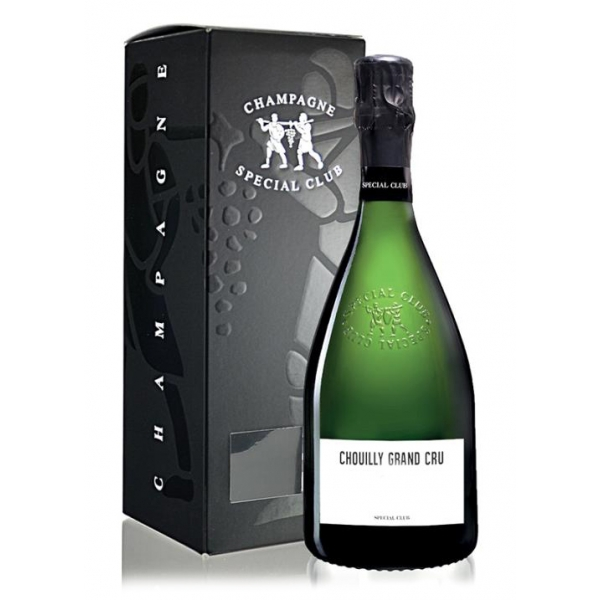 Champagne Pierre Gimonnet - Special Club Chouilly Grand Cru - 2014 - Astucciato - Luxury Limited Edition