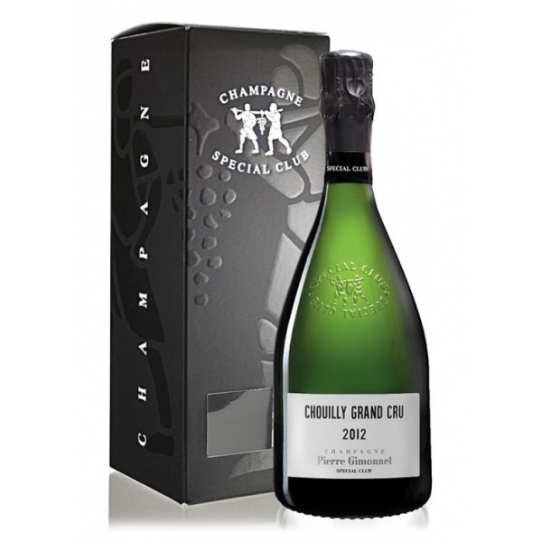 Champagne Pierre Gimonnet - Special Club Chouilly Grand Cru - 2012 - Astucciato - Luxury Limited Edition