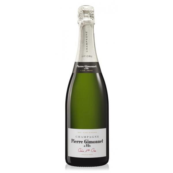 Champagne Pierre Gimonnet - Blanc de Blancs - Magnum - Astucciato - Chardonnay - Luxury Limited Edition - 1,5 l