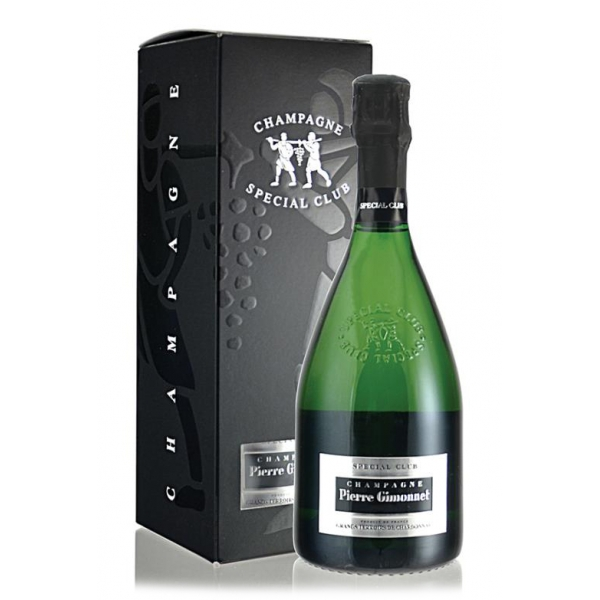 Champagne Pierre Gimonnet - Special Club Brut - 2014 - Astucciato - Chardonnay - Luxury Limited Edition