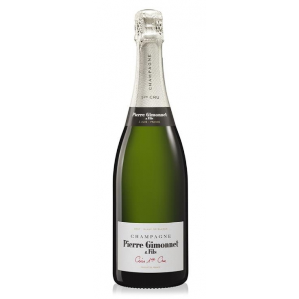 Champagne Pierre Gimonnet - Champagne Gastronome - 2015 - Chardonnay - Luxury Limited Edition