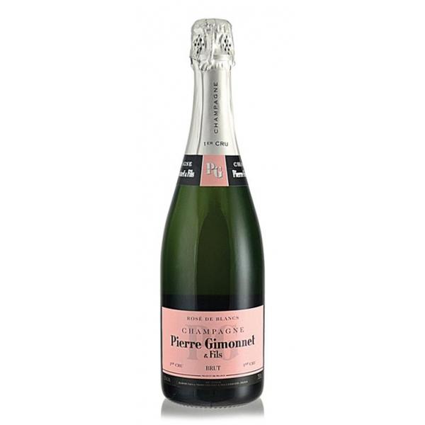 Champagne Pierre Gimonnet - Champagne Rosé de Blancs - Chardonnay - Luxury Limited Edition