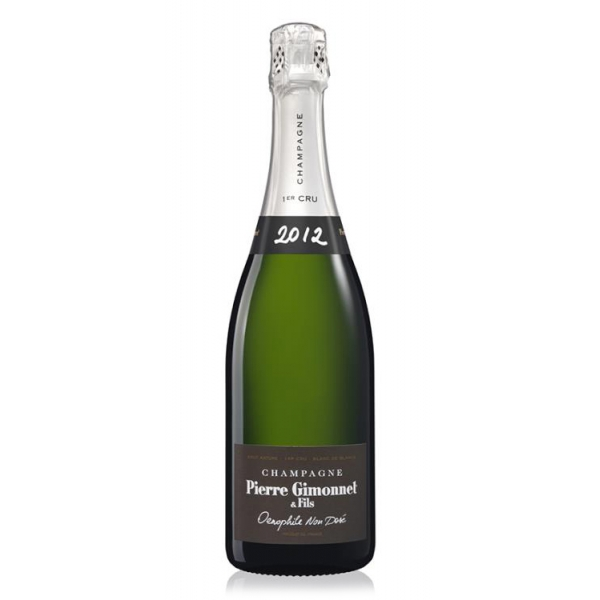 """Champagne Pierre Gimonnet - Champagne """"Oenophile"""" Brut - Chardonnay - Luxury Limited Edition"""