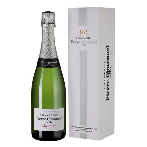Champagne Pierre Gimonnet - Blanc de Blancs - Astucciato - Chardonnay - Luxury Limited Edition