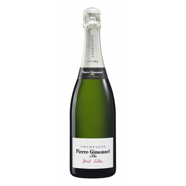 Champagne Pierre Gimonnet - Champagne Brut Extra 1er Cru - Chardonnay - Luxury Limited Edition