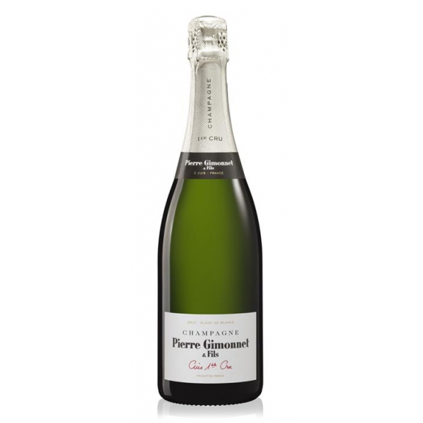 Champagne Pierre Gimonnet - Blanc de Blancs - Chardonnay - Luxury Limited Edition