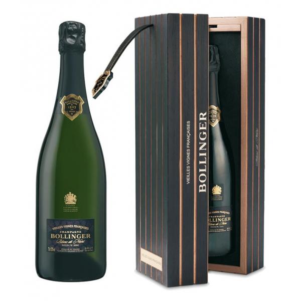 Bollinger Champagne - Vieilles Vignes Françaises Champagne - 2008 - Box - Pinot Noir - Luxury Limited Edition - 750 ml