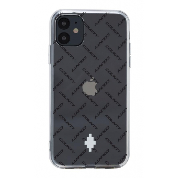Marcelo Burlon - Cover All County - iPhone 11 - Apple - County of Milan - Cover Stampata