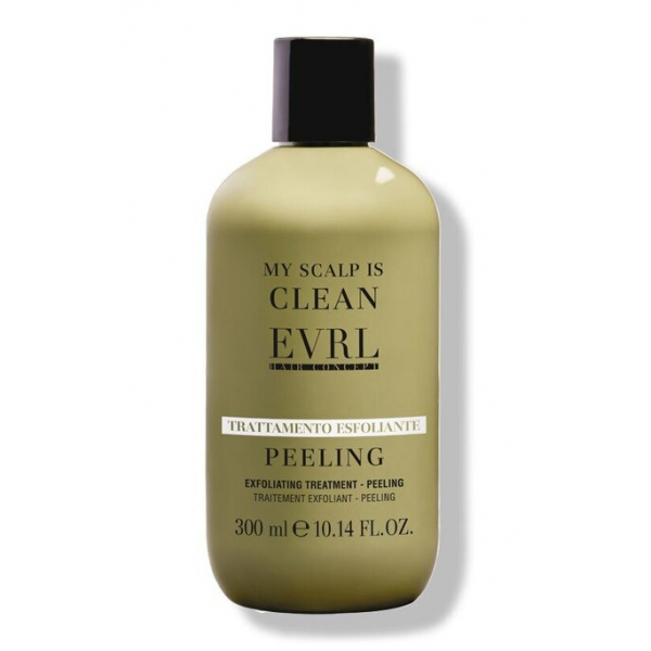 Everline - Hair Solution - Trattamento Esfoliante - Peeling - Trattamenti Professionali - 300 ml