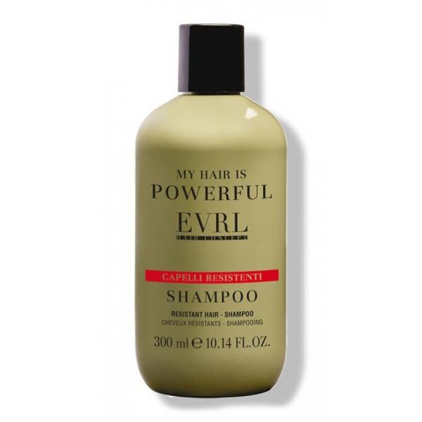 Everline - Hair Solution - Capelli Resistenti - Shampoo - Trattamenti Professionali - 300 ml