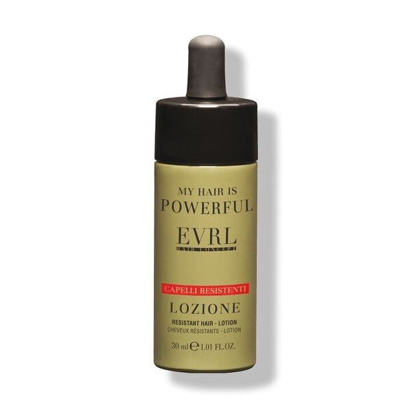 Everline - Hair Solution - Resistant Hair - Lotion - Professional Treatments - 30 ml