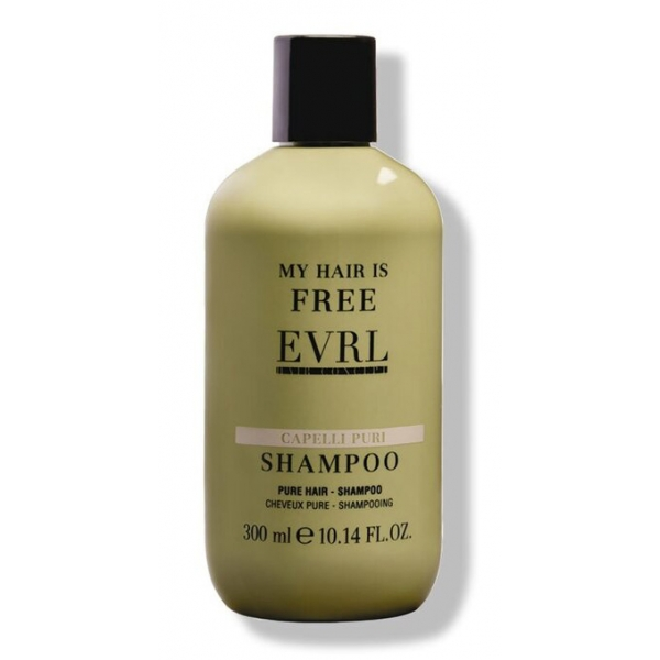 Everline - Hair Solution - Pure Hair - Shampoo - Professional Treatments - 300 ml