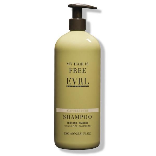 Everline - Hair Solution - Pure Hair - Shampoo - Professional Treatments - 1000 ml