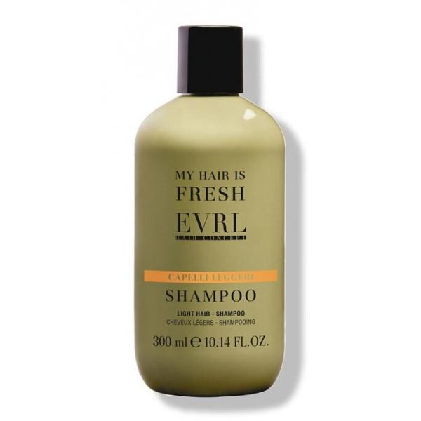 Everline - Hair Solution - Capelli Leggeri - Shampoo - Trattamenti Professionali - 300 ml