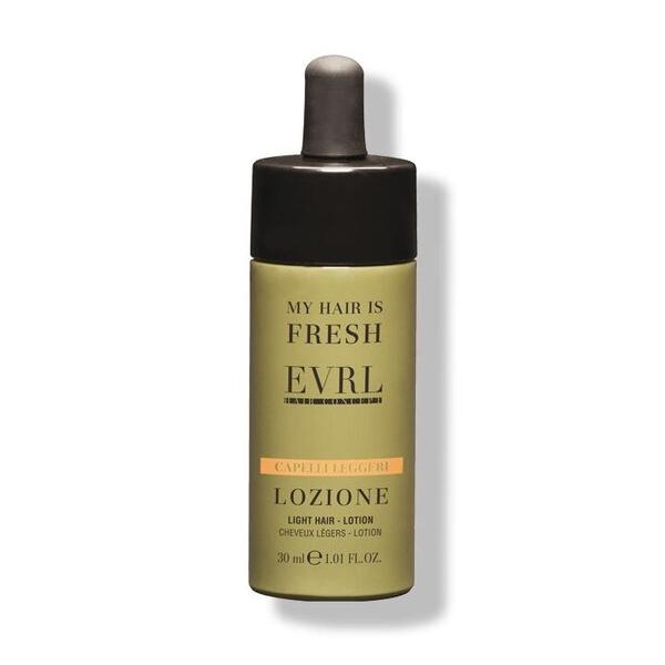 Everline - Hair Solution - Capelli Leggeri - Lozione - Trattamenti Professionali - 30 ml