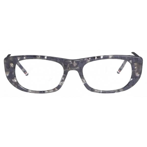 Thom Browne - Occhiali da Vsta Rettangolari Tartaruga - Thom Browne Eyewear