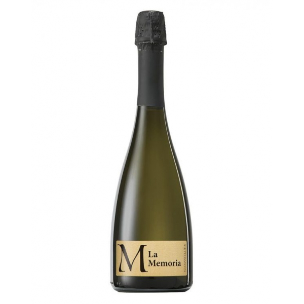 Mettosantin - 6 bt La Memoria - The Tradiction - White Sparkling Wine